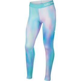Nike NP WM TGHT AOP2 - Mädchen Sport Leggings