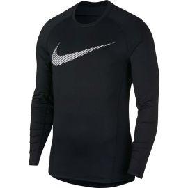 Nike NP THRMA TOP LS GFX - Мъжка спортна блуза