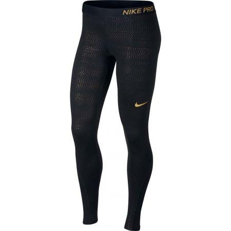 Nike NP TGHT DOTS PRT - Dámské sportovní legíny