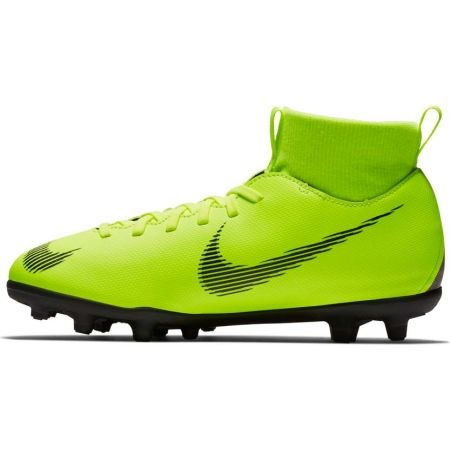 Ghete de fotbal copii - Nike JR MERCURIAL SUPERFLY 6 CLUB MG - 2