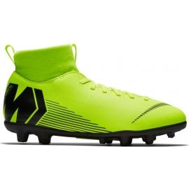 Nike JR MERCURIAL SUPERFLY 6 CLUB MG - Gyerek futballcipő