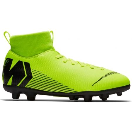 Ghete de fotbal copii - Nike JR MERCURIAL SUPERFLY 6 CLUB MG - 1