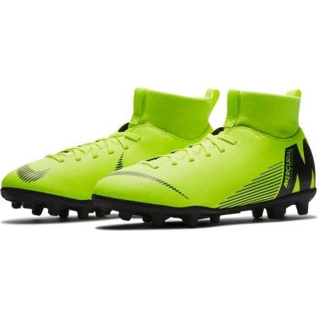 Detské kopačky - Nike JR MERCURIAL SUPERFLY 6 CLUB MG - 3