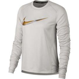 Nike MILER TOP LS METALLIC