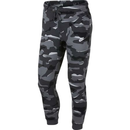 Herrenhose - Nike NSW CLUB CAMO JGGR BB - 1