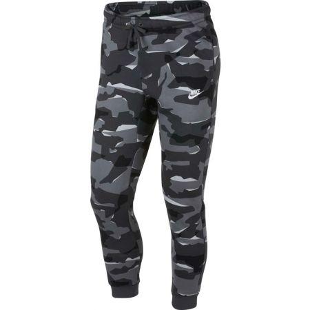 Pánské kalhoty - Nike NSW CLUB CAMO JGGR BB - 1