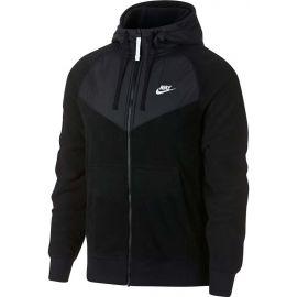 Nike NSW HOODIE FZ CORE WNTR SNL - Pánská mikina s kapucí