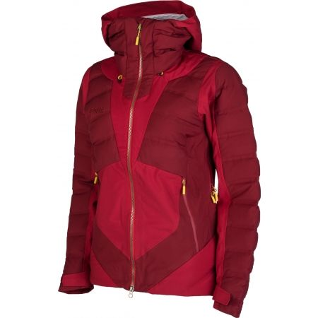 Women's insulated jacket - Bergans HEMSEDAL HYBRID LADY JKT - 2