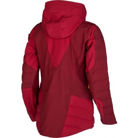 Women's insulated jacket - Bergans HEMSEDAL HYBRID LADY JKT - 3