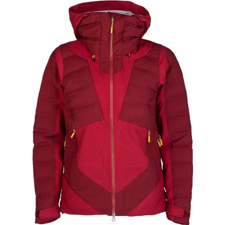 Women's insulated jacket - Bergans HEMSEDAL HYBRID LADY JKT - 1