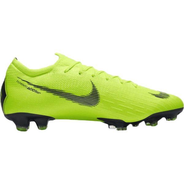 Nike MERCURIAL VAPOR 12 360 ELITE FG sárga 9 - Férfi focicipő