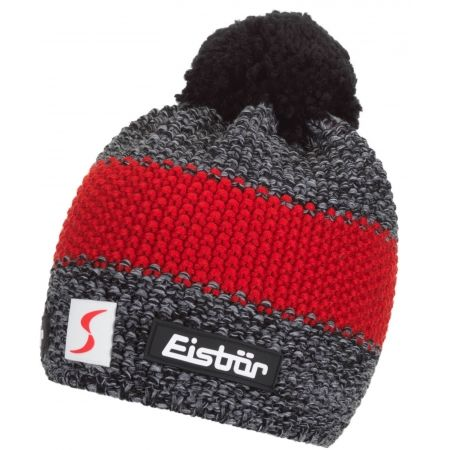 Winter bobble hat - Eisbär STYLER POMPON MÜ SP - 1