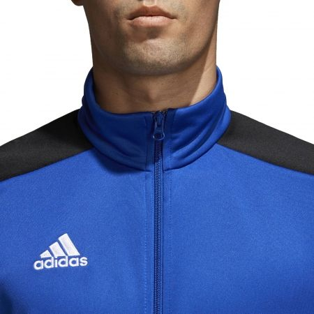 Pánska futbalová bunda - adidas REGI18 PES JKT - 7