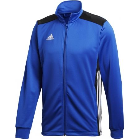 Pánska futbalová bunda - adidas REGI18 PES JKT - 1
