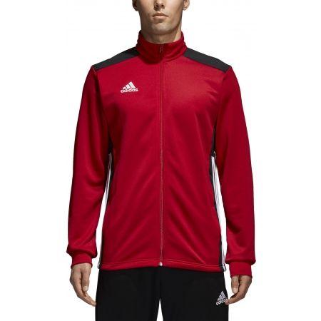 Pánska futbalová bunda - adidas REGI18 PES JKT - 6