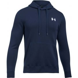 Under Armour RIVAL FITTED PULL OVER - Men's sweatshirt