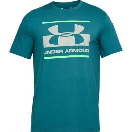 Under Armour BLOCKED SPORTSTYLE LOGO - Tricou de bărbați