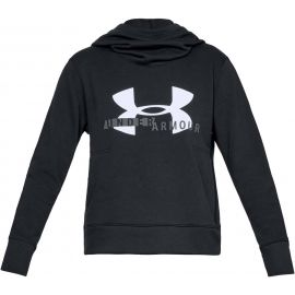 Under Armour COTTON FLEECE SPORTSTYLE LOGO HOODIE - Dámská mikina