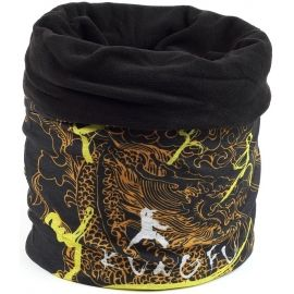 Finmark MULTIFUNCTIONAL SCARF WITH FLEECE - Multifunctional scarf with fleece