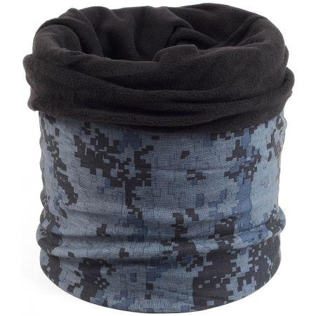 ed8fd74711b Multifunkční šátek s fleecem - Finmark MULTIFUNKČNÍ ŠÁTEK S FLÍSEM