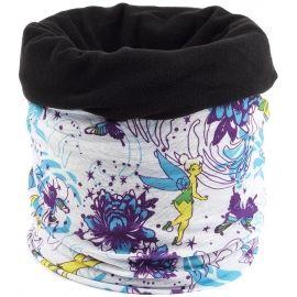Finmark DĚTSKÝ MULTIFUNKČNÍ ŠÁTEK - Dětský multifunkční šátek s fleecem