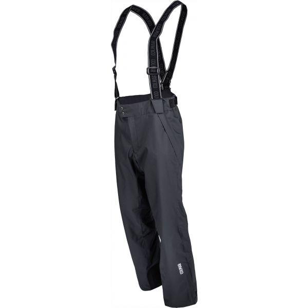 Colmar M. SALOPETTE PANTS tmavo sivá 58 - Pánske lyžiarske nohavice