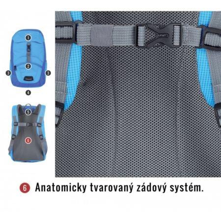 Kinderrucksack - Husky JUNNY - 10