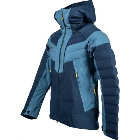 Men's ski jacket - Bergans HEMSEDAL HYBRID JKT - 3