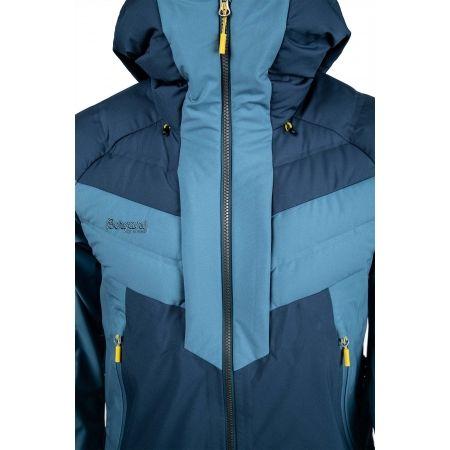 Pánská lyžařská bunda - Bergans HEMSEDAL HYBRID JKT - 6