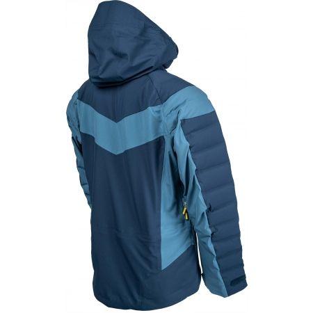 Men's ski jacket - Bergans HEMSEDAL HYBRID JKT - 4