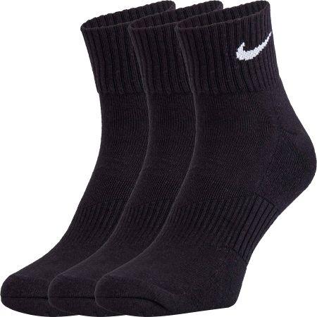 Nike PERFECT CUSHION QUARTER (3 PAIR) - Șosete unisex