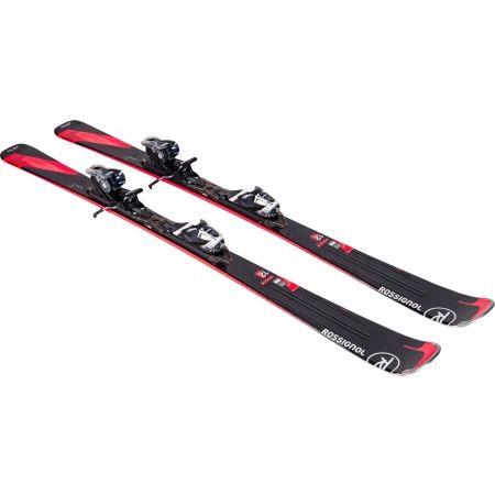 Dámské sjezdové lyže - Rossignol UNIQUE 12 + XPRESS 10 - 4
