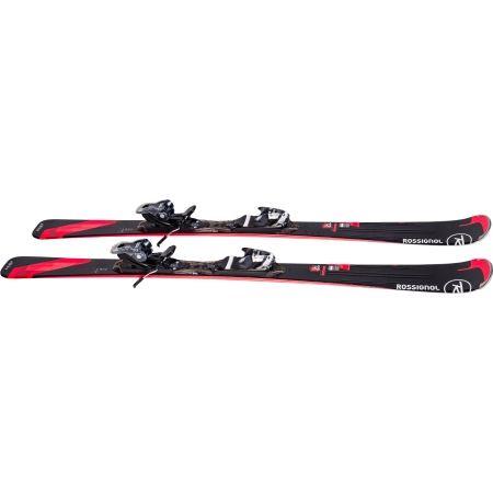 Dámské sjezdové lyže - Rossignol UNIQUE 12 + XPRESS 10 - 2