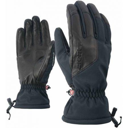 Lyžařské rukavice - Ziener GATIX GWS PR BLACK