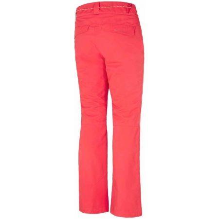 Lyžařské kalhoty - Ziener THORINA RED - 2