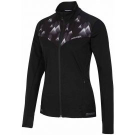 Ziener NARIT BLACK - Damen Softshelljacke