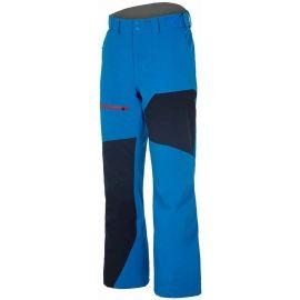 Ziener TIONESTA BLACK - Spodnie narciarskie męskie