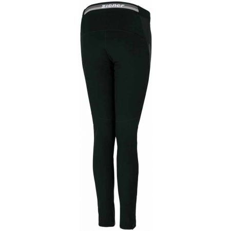 Pantaloni iarnă damă - Ziener NURA BLACK - 2