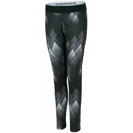 Ziener NURA BLACK - Pantaloni iarnă damă