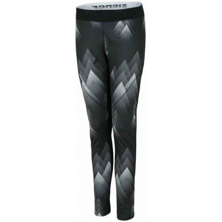 Pantaloni iarnă damă - Ziener NURA BLACK - 1