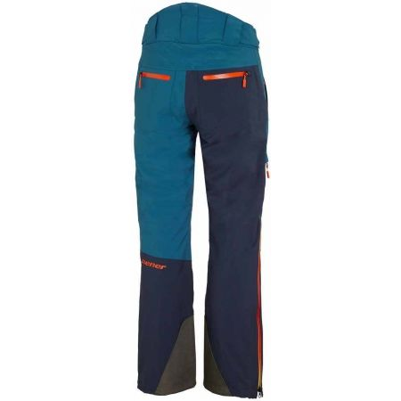 Dámské lyžařské kalhoty - Ziener TELLUS LADY VENT ZIP - 2