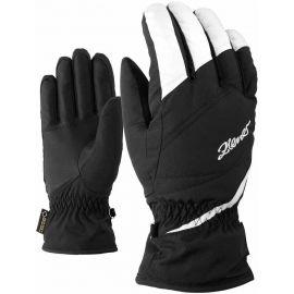 b1abc797953 Ziener KAFIKA GTX LADY BLACK - Dámské lyžařské rukavice