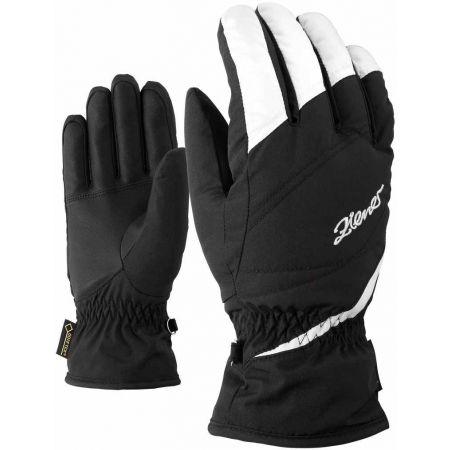 Dámské lyžařské rukavice - Ziener KAFIKA GTX LADY BLACK 7cfcd7fb80
