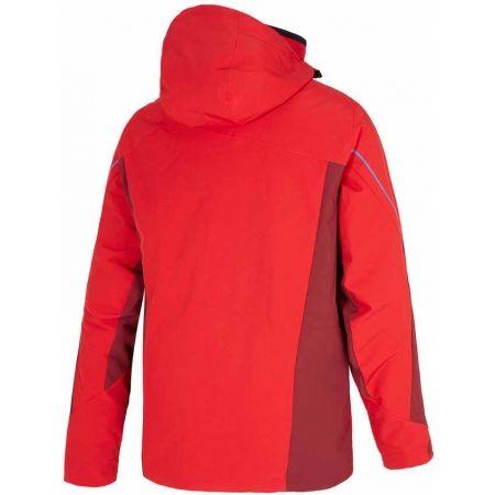 Pánská lyžařská bunda - Ziener TILTON RED - 2