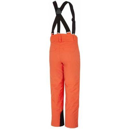 Dětské lyžařské kalhoty - Ziener ANDO ORANGE - 2