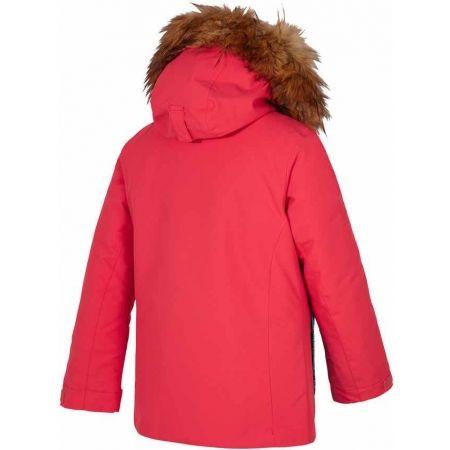 Dívčí lyžařská bunda - Ziener ASINA RED - 2