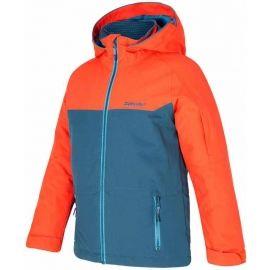 Ziener AFELIX ORANGE - Детско ски яке