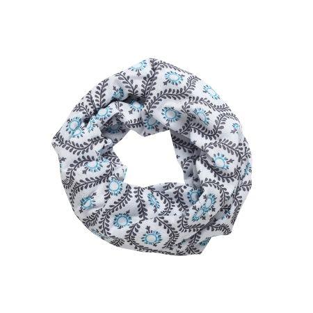 Dětský multifunkční šátek - Finmark DĚTSKÝ MULTIFUNKČNÍ ŠÁTEK