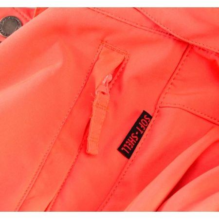 Dámské softshellové kalhoty - ALPINE PRO HIRUKA 2 - 5