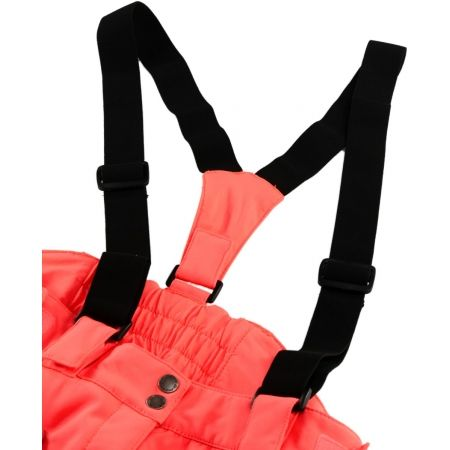 Dámské softshellové kalhoty - ALPINE PRO HIRUKA 2 - 3